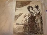 Goya caprichos dibujos año 1994