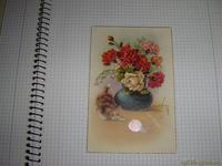 1 postal de felicitacion