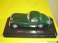 Coche coleccionable Jaguar,coupe