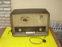 Radio de valvula