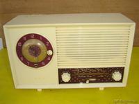 Radio de valvula Ekco