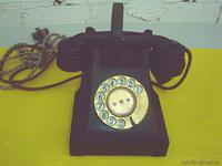 Telefono de baquelita