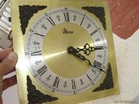 Reloj esfera metal