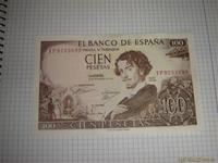 1 billete de 100pts