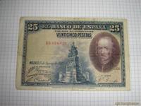 1 de 25pts,año 1928