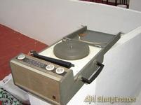Radio Tocadisco,Transistor
