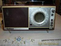 Transistor Inter,rojo