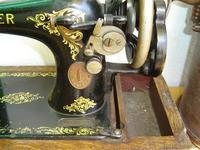 Maquina de coser singer nº4