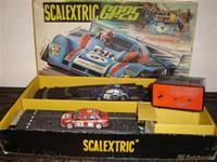 Scalextris 2 coches y pistas