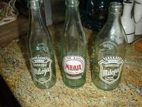 3 botellines Miloja