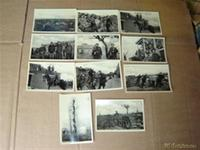11 postales militares