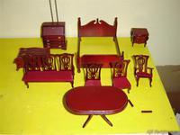 Miniaturas en muebles