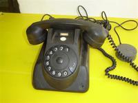 Telefono de baquelita Philisp