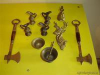 Piezas de bronce