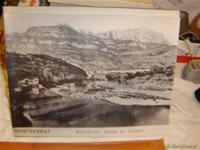 Fotografia Montserrat vista desde el puente