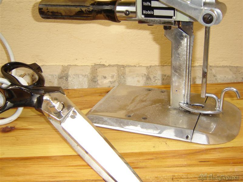 Mil Antigüedades - Catálogo - Maquinaria de sastreria y ... - photo#41
