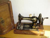 Maquina de coser singer nº6