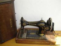 Maquina de coser nº7