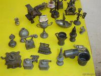 25 figurillas calamina